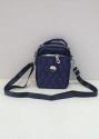 Túi đeo chéo đựng điện thoại dập vân có tay cầm F006-1